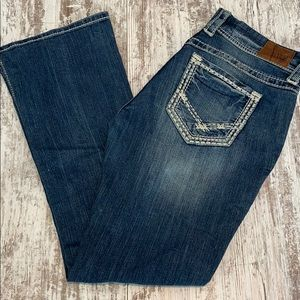 BKE The Buckle Culture boot cut jeans